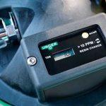 display macchina demineralizzatirce